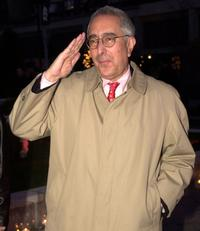 Ben Stein at the Comedy Central's 10th Anniversary party.
