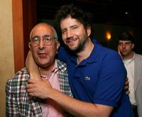 Ben Stein and Jamie Kennedy at the VH1 Back to School Party.