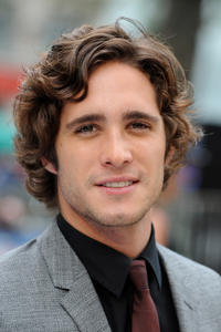 Diego Boneta at the England premiere of