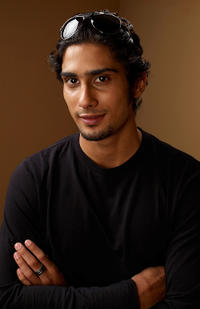 Prateik Babbar at the portrait session of