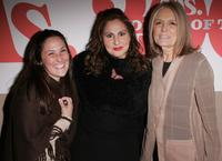 Ricki Lake, Kathy Najimy and Gloria Steinem at the Ms. Magazine's