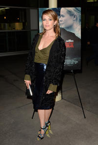Katie Aselton at the California premiere of
