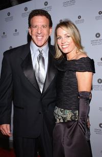 Jake Steinfeld and Guest at the New York City Ballet Gala.