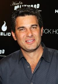 Richard Steinmetz at the first annual Head to Hollywood Celebrity Charity Poker Tournament and Auction.