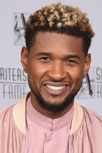 Usher Raymond IV at the Songwriters Hall Of Fame 48th Annual Induction and Awards in New York City.