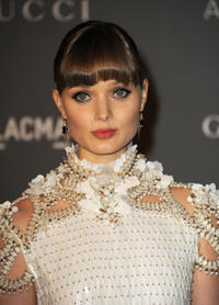 Bella Heathcote at the LACMA 2012 Art + Film Gala in California.