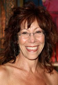 Mindy Sterling at the premiere of