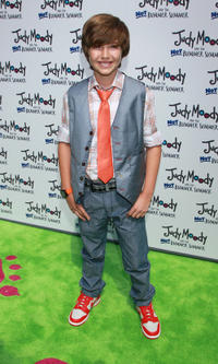 Garrett Ryan at the California premiere of