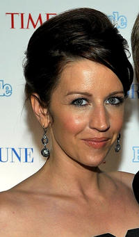 Pattie Mallette at the TIME/CNN/People/Fortune 2010 White House Correspondents' Dinner pre-party in Washington.