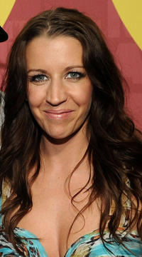 Pattie Mallette at the 2011 CMT Music Awards in Nashville.