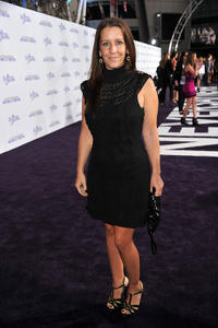 Pattie Mallette at the California premiere of