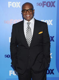 L.A. Reid at the 2011 Fox Upfront in New York.