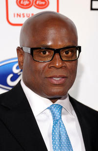 L.A. Reid at the 2nd Annual Steve Harvey Foundation Gala in New York.