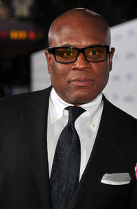 L.A. Reid at the California premiere of