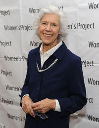 Frances Sternhagen at the Women's Project Women Of Achievement awards in New York.