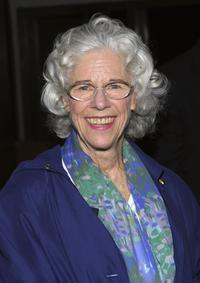 Frances Sternhagen at the 50th Annual Drama Desk Awards.