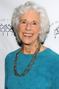 Frances Sternhagen at the 2008 New York Stage and Film Gala.