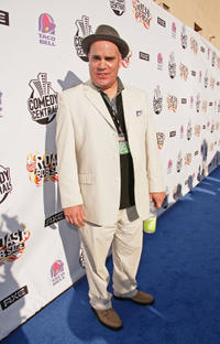 Gene Pompa at the Comedy Central Roast of Bob Saget in California.