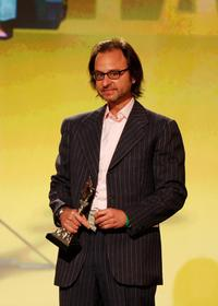 Fisher Stevens at the 2008 Film Independent's Spirit Awards.
