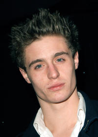 Max Irons at the LG Shine - Launch party.