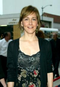 Cynthia Stevenson at the premiere of