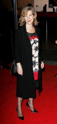 Juliet Stevenson at The British Independent Film Awards.