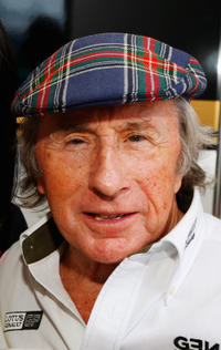 Jackie Stewart at the F1 Rocks event during the Brazilian Formula One Grand Prix in Brazil.