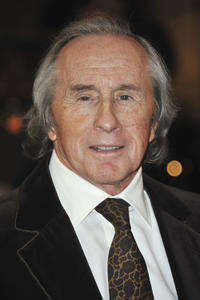 Jackie Stewart at the Launch of Ralph Lauren Vintage Cars Exhibition Gala Dinner in France.