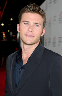 Scott Eastwood at the premiere of