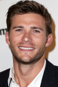 Scott Eastwood at the Weinstein Company and Netflix Golden Globes After Party.
