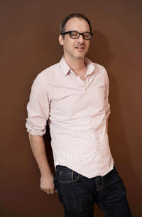 Nicholas McCarthy at the portrait session of
