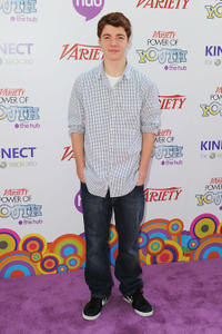 Gabriel Basso at the Variety's 4th Annual Power Of Youth Event in California.