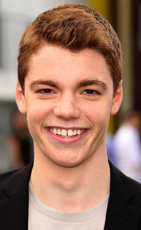 Gabriel Basso at the California premiere of