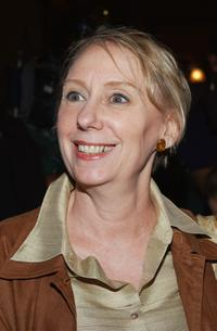 Mink Stole at the opening night of
