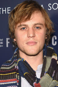 Johnny Flynn at an N.Y. premiere of