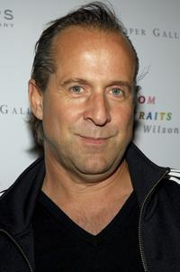 Peter Stormare at the VOOM HD Networks presenting VOOM Portraits Robert Wilson.