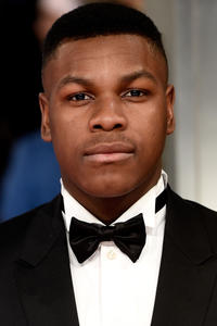 John Boyega at the British Academy Film Awards.