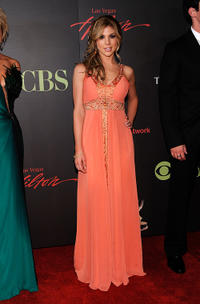 Jacqueline MacInnes-Wood at the 38th Annual Daytime Entertainment Emmy Awards in Nevada.