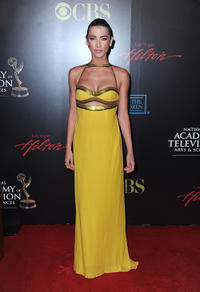 Jacqueline MacInnes-Wood at the 37th Annual Daytime Entertainment Emmy Awards in Nevada.
