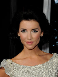 Jacqueline MacInnes-Wood at the California premiere of