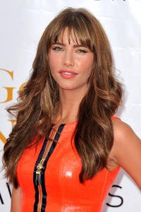 Jacqueline MacInnes-Wood at the Closing Ceremony of the 2010 Monte Carlo Television Festival in Monaco.