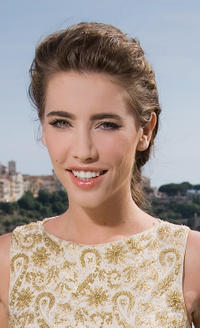 Jacqueline MacInnes-Wood at the portrait session of
