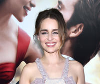 Check out the cast of the New York premiere of 'Me Before You'