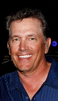 George Strait at the rehearsals of the 43rd Academy of Country Music Awards in Nevada.