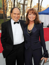 Gabe Kaplan and Marcia Strassman at the 9th Annual TV Land Awards in New York City.