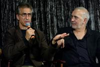 David Strathairn and Frank Langella at the Variety Screening Series of