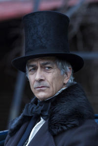 David Strathairn as William Seward in