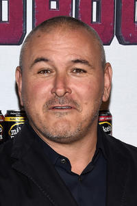 Tim Miller at the 'Deadpool' fan event at AMC Empire.