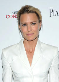 Robin Wright at the New York premiere of