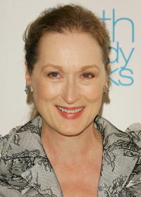 Meryl Streep at the Skin Cancer Foundation's Annual Skin Sense Award Gala in New York City.